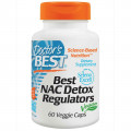 N-ацетилцистеин АЦЦ, Doctors Best, 60 капсул
