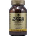 Витамины для беременных, Solgar, 240 таблеток