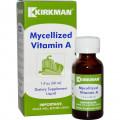 Витамин А, Kirkman Labs, 30 мл.