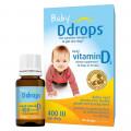 Витамин Д3, DDrops, для детей, 2,5 мл, 90 капель