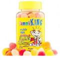 Витамин Д (жевательный), Gummi King, 60 конфет