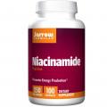 Ниацинамид, Jarrow Formulas, 250 мг, 100 капсул
