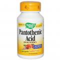 Пантотеновая кислота, Nature's Way, 250 мг, 100 капс.