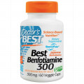 Бенфотиамин, Doctor's Best, 300 мг, 60 капсул