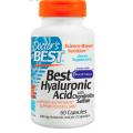 Гиалуроновая кислота , с сульфата хондроитина , 60 капсул