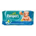 Салфетки Pampers Baby Fresh (64 шт., сменный блок)