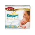 Подгузники Pampers Premium Care 1 (94шт)