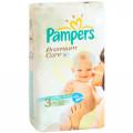 Подгузники Pampers Premium Care 3 Midi (4-9кг) 60шт