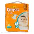 Pampers Sleep&Play 3 Midi 78шт (4-9 кг)