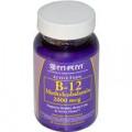 MRM, B - 12, Methylcobalamin (Метил Б - 12 , 2000 mcg, 60 капсул