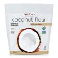 Мука кокосовая без глютена Nutiva 454г США