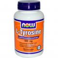 L-Тирозин (L-Tyrosine) 500 мг, 120 капс