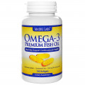Омега 3 ( Madre Labs, Omega-3 Premium Fish Oil )