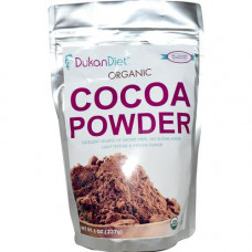 Dukan Diet, органический какао-порошок , 8 oz (227 g)