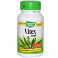Витекс, Авраамово дерево, Nature's Way, 400 мг, 100 капс