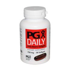 Natural Factors, PGX, капсулы для подавления чувства голода, 750 мг, 30 капсул