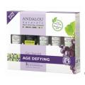 Маска для лица (возрастная), Andalou Naturals, 5