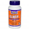 5-HTP с Глицином, Таурином и Инозитолом 200 мг, 60 капс.