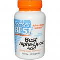 Альфа- липоевая кислота 150 мг 120 капс антиоксидант защита печени сердца сосудов
