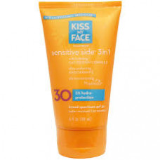 Kiss My Face, Солнцезащитное средство с комплексом протеинов овса, SPF 30, (118 мл)
