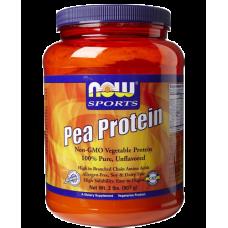 Now Foods, Протеин гороха, без запаха,(907 г)