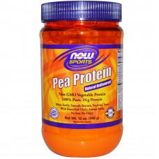 Now Foods, Протеин гороха, без запаха, (340 g)