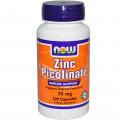 Цинка пиколинат, Now Foods, 120 капсул