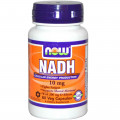 NADH, Now Foods, 10 мг, 60 капсул
