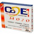 NADH (Mojo), Co - E1, 20 мг, 30 таблеток
