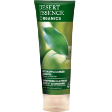 Шампунь органический с экстрактом зеленого яблока и имбиря, Desert Essence (237 мл)