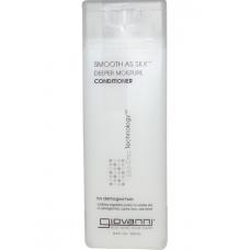 Кондиционер для интенсивного увлажнения и разглаживания волос, Giovanni,(250 мл)