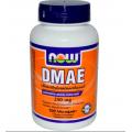 ДМАЭ (DMAE - Dimethylaminoethanol), 250 мг-100 капс