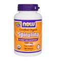 Натуральная спирулина, 500 мг, 180 таблеток