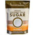 Кокосовый сахар, Coconut Palm Sugar, Big Tree Farms, 454 г