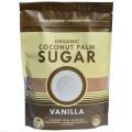 Кокосовый сахар (вкус ванили), Coconut Palm Sugar, Big Tree Farms, 397 г