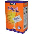 Ксилит сахарозаменитель, плюс, (Xylitol Plus), Now Foods, 75 пакетов по 135 г