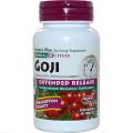 Ягоды годжи, Goji, Nature's Plus, экстракт, 1000 мг, 30 табл.