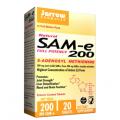 SAMe - активный метаболит аминокислоты метионина, 200 мг, 20 таблеток